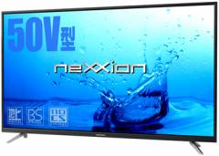 neXXion 50V型 BS/110度CS/地上波デジタルフルハイビジョン液晶テレビ FT-C5015B