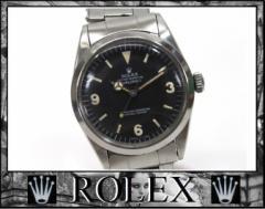 ★ロレックス エクスプローラーI 自動巻 SS メンズ腕時計 アンティーク★