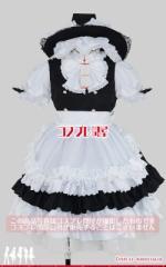 【コスプレ問屋】東方project(とうほうプロジェクト)★霧雨魔理沙(きりさめまりさ)☆コスプレ衣装