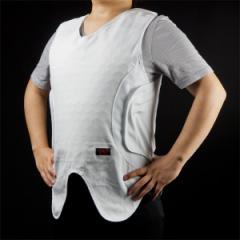 TMM アンダーシャツ型 防刃チョッキT-601(フリーサイズ) 【日本護身用品協会認定】【正規品】
