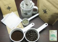 世界一美味しい幻のコーヒーセット3種類×2Pセッ...