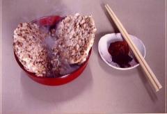 玄米五穀 + ポンセンベイ150 は 美肌体形の強力なサポーターなんです
