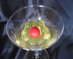ゼリィボール1000(ウオッカ・ブランデー・濃縮果汁入り) は埼玉の桃源郷