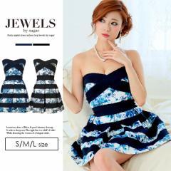 キャバ ドレス キャバドレス ミニドレス ミニ ドレス/S M L 小さい 大きい サイズ/ブラック ネイビー/Aライン [jATY-2128YN-1608]