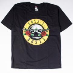 ロックTシャツ Guns N Roses ガンズ アンド ローゼズ ロゴ