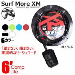 リーシュコード XM リーシュ サーフィン ショートボード Comp 6ft タングルフリー N2 サーフボード