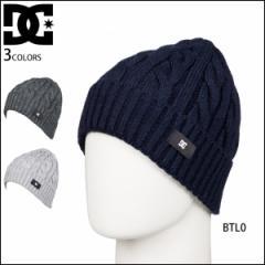 DC SHOE ディーシー ビーニー ニット帽 キャップ メンズ レディース ケーブル 帽子 VARDIN 正規販売店