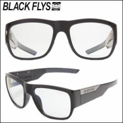 サングラス メンズ ブラックフライ BLACK FLYS FLY BRUISER クリアレンズ ポリカーボネート 正規販売店