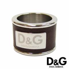 DOLCE&GABBANA ドルチェ&ガッバーナ D&G リング 指輪 DJ0140 #12