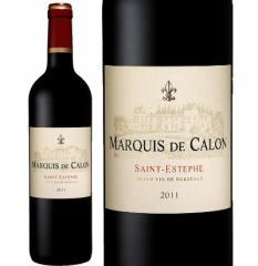 マルキ・ド・カロン 2011年 (Marquis de Calon) 【赤ワイン/フランス/ボルドー/フルボディ】