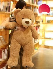 クマ ぬいぐるみ 大きい 可愛い くま 動物 テデイベア クリスマス プレゼント お祝い 縫いぐるみ熊 130cm