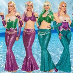 メール便送料無料ハロウィン コスチューム パンコール セパレート 2 コスチューム 3点セット レディース   cosplay