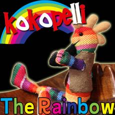 メール便OK♪幸運を運ぶインディアンの精霊【KOKOPELLI The Rainbow(ココペリ レインボー)】3個以上で送料無料♪