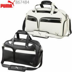 プーマ ゴルフ PUMA GOLF ボストンバッグ マルチポケット 867484