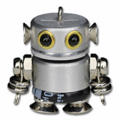 「NANONANO−M09」 電子部品を使ったロボットアクセサリー・携帯ストラップ