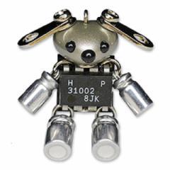 「NANONANO−M05」 電子部品を使ったロボットアクセサリー・携帯ストラップ