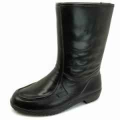 アキレス コザッキー COSSACKY 0082 黒 ラバーブーツ 防寒 防水 防雪 メンズ