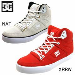 ディーシー DC Shoes SPARTAN HIGH WC TX LE 171026 スパルタンハイ テキスタイル NAT XRRW メンズ