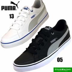 プーマ PUMA COURT POINT VU 357592 コートポイント レトロテニス コートスニーカー 05 13 メンズ