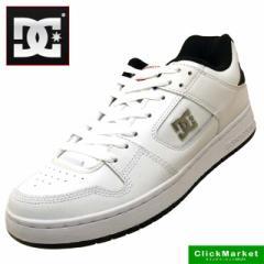 ディーシーシューズ DC Shoe MANTECA SE 174022 WBD マンテカ スニーカー 白黒赤 メンズ
