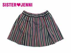 JENNI ジェニィ 子供服 17春 レジメンタルツイルスカッツ je74648