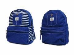 Ocean&Ground オーシャン&グラウンド 子供服 DAYPACK BLUE BLUE o-1615102