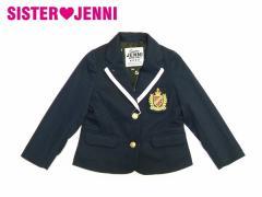 JENNI ジェニィ 子供服 17春 TCポンチジャケット je74818