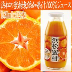 浜松の蜜柑無添加果汁100%ジュース(12本入)(ミカンジュースセット,,みかん果汁100%,,お中元,お歳暮贈り物,プレゼント)