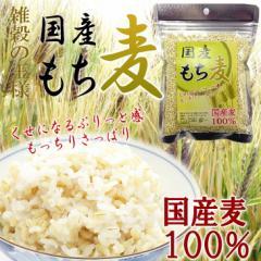 【送料無料】もち麦 国産100% 500g 雑穀の王様