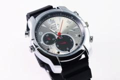 マイクロカメラ アルテマ 16GB内臓〜腕時計型ビデオカメラ〜赤外線/暗視・フルHD〜SPY-005