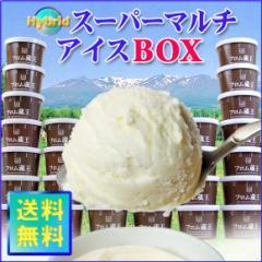 父の日 ギフト アイス アイスクリーム お中元 フロム蔵王 HybridスーパーマルチアイスBOX24 送料無料 詰め合わせ 沖