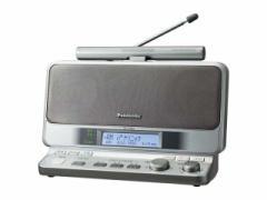 【パナソニック】2バンド高感度ラジオ/RF-U700A-S