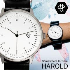 CHEAPO/チーポ スウェーデン 北欧 人気 腕時計 HAROLD ハロルド レザーベルト 正規品メンズ レディース ユニセックス