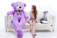 ぬいぐるみ 特大 くま/テディベア 可愛い熊 動物 160cm 大きい 巨大 くまぬいぐるみ 熊縫い包み/クマ抱き枕