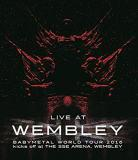 ◆10%OFF+送料無料☆BABYMETAL Blu-ray【LIVE AT WEMBLEY ARENA】16/11/23発売