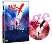 ◆特製トレカ☆10%OFF☆X JAPAN DVD 【WE ARE X DVDスタンダード・エディション】17/12/13発売