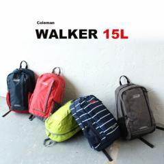 ポイント10倍 コールマン リュック ウォーカー15 リュックサック デイパック バックパック coleman walker15 キッズ アウトドア 通学