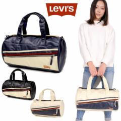 【送料無料】LEVIS リーバイス ドラムバッグ ボストンバッグ ショルダーバッグ ロールボストン 7720006 かばん 鞄   No.1030_ts