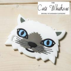 DOUBLE STANDARD CLOTHINGダブルスタンダードクロージング/ダブスタ/THE Cats Whiskersシリコンキャットiphoneケース【2017S/S】