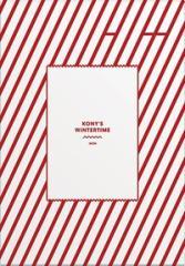 新品☆2017年2月22日発売予定!KONYS WINTERTIME [DVD] 初回生産限定版 iKON