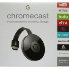 Google Chromecast GA3A00133A16Z01 ブラック グーグル クロームキャスト 811571017508