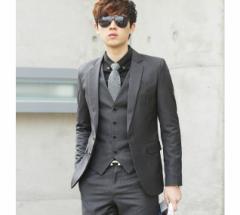 メンズ ビジネススーツ メンズスーツ 5点セット 紳士服 スーツ・フォーマル メンセットアップスーツ 二つボタン 通勤