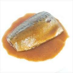 国産サバ味噌煮 2L 110g×2枚 (31071)