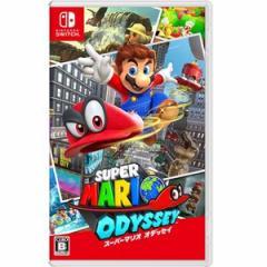 【送料無料(ネコポス)・発売日前日出荷】Nintendo Switch スーパーマリオ オデッセイ (10.27新作) 050749