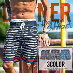 ◆送料無料◆サーフパンツ メンズ ボードショーツ 水着 海パン スイムショーツ ショートパンツ 夏 DIVINER trend_d