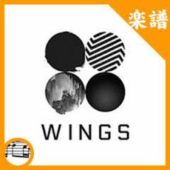 (購入数による割引有)韓国楽譜 防弾少年団(BTS)ピアノ印刷楽譜 Ver.4 (WINGSの全5曲中選択)