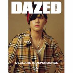 韓国女性雑誌 DAZED&CONFUSED KOREA 2017年 10月号 (DEAN表紙/iKONのB.I、NCT DREAM、10cm、ヒョナ、オム・ジウォン、THE BOYZ記事)