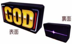 ミリオンゴッド GODクッション ゴッドクッション パチスロ スロット キャラクター グッズ ※4〜5月頃入荷予定