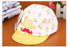 送料無料 キッズ・ベビー帽子 春夏 ベビーキャップ キッズ帽子 ベースボールキャップ おしゃれ 帽子