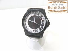 美品♪マークバイマークジェイコブス レディース腕時計(MBM4019)/[4596]